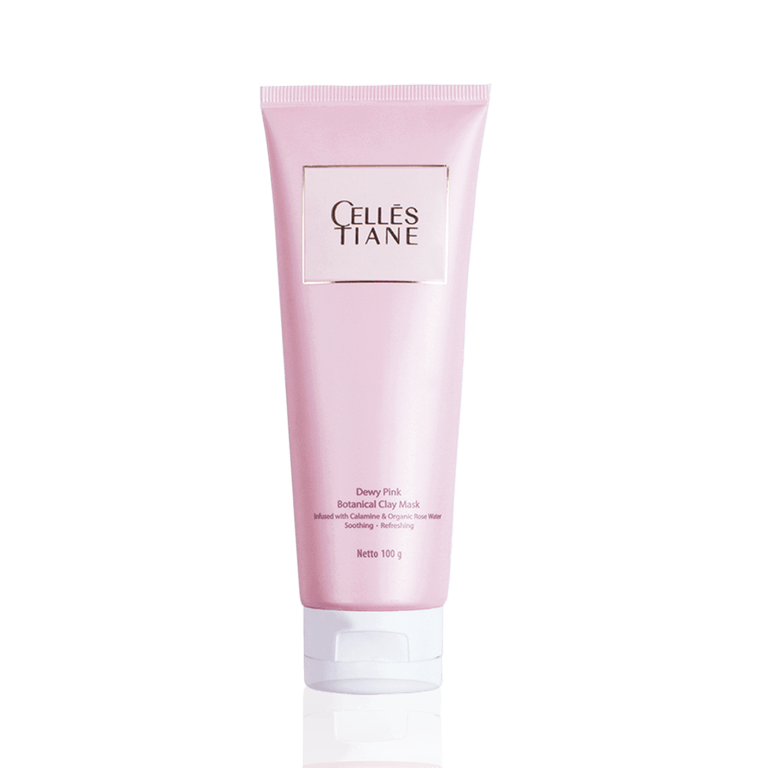 Celles-tiane-dewy-pink-botanical-clay-mask-tiens
